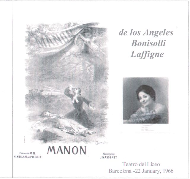 Cover of Manon